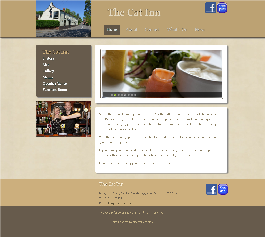cleartarn website - The Cat Inn